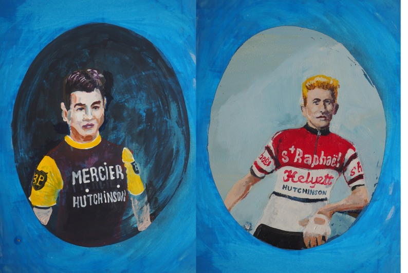 Poulidor and Anquetil